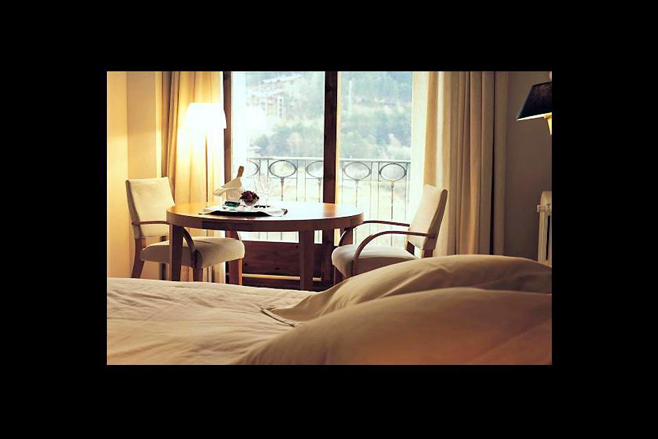 Les hébergements , Hotel categories in Andorra , Andorra