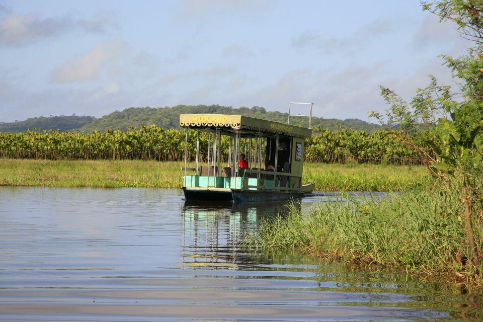 Das Naturreservat des Moorgebietes Kaw-Roura, Das Moorgebiet Kaw-Roura, Die Parks und Reservate, Französisch-Guyana