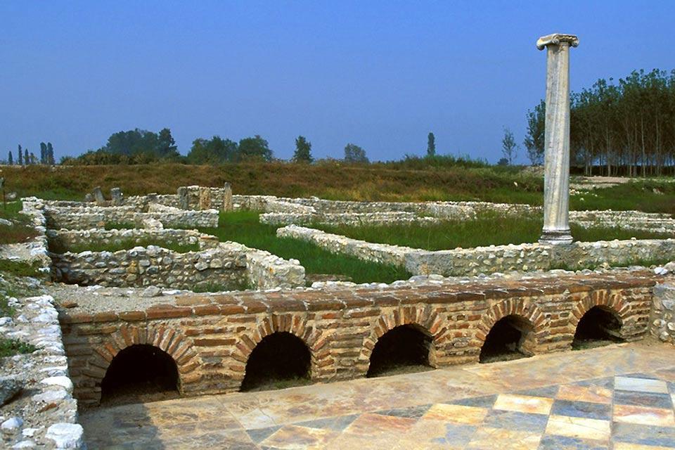 Dion , Grèce
