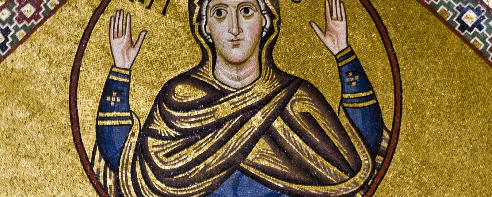 Le musée de l'art Byzantin à Thessalonique , Le musée de l'art byzantin à Thessalonique , Grèce