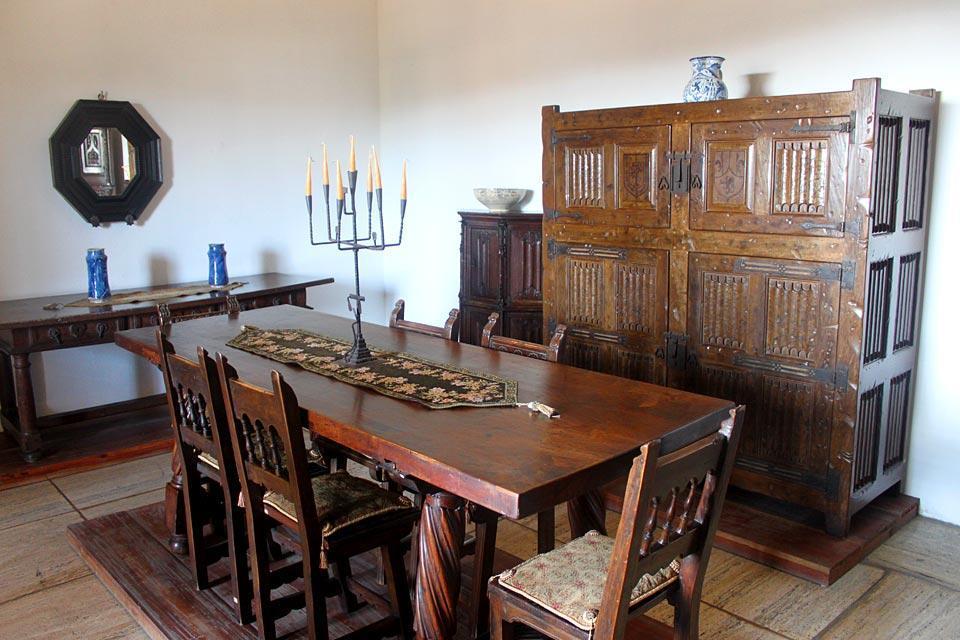 L'Alcazar de Colon, Les monuments et les balades, Le premier palais du Nouveau Monde, République dominicaine