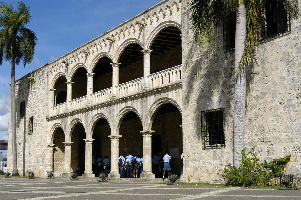 L'Alcazar de Colon , Repubblica Dominicana