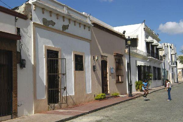 La calle de las Damas , Una calle repleta de encanto , República Dominicana