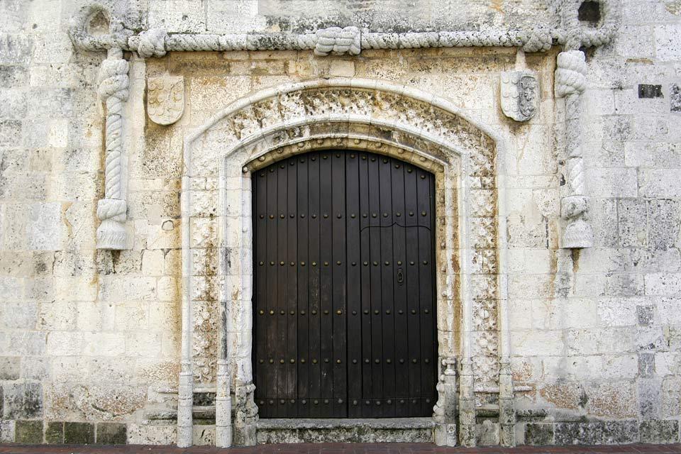 La calle las Damas , La casa del Cordon , République dominicaine