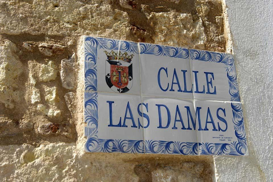 La calle las Damas , République dominicaine