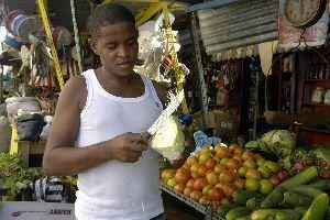 El Mercado Modelo , República Dominicana