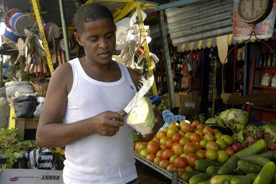 The Mercado Modelo , Dominican Republic