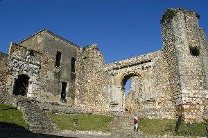 El monasterio de San Francisco , República Dominicana