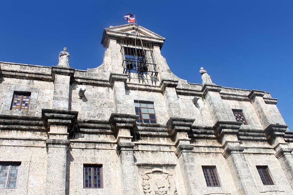 Le Panthéon National, Les monuments et les balades, Façade du Panthéon National, St Domingue, République dominicaine