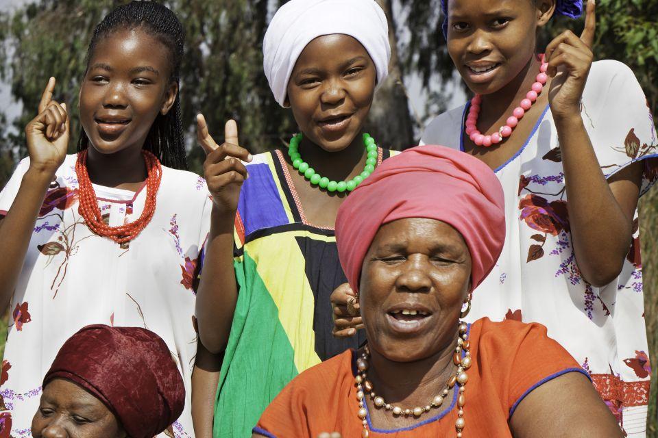 Il maskanda, Le arti e la cultura, Sudafrica