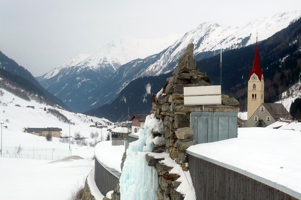 Ischgl , Galtür Alpinarium, near Ischgl , Austria