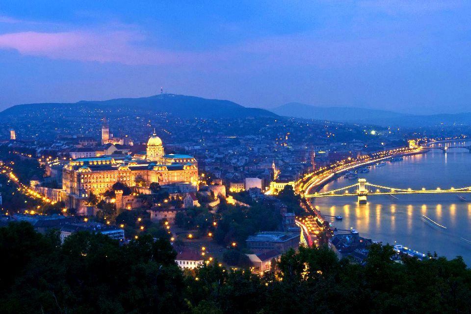 Le château royal de Budapest , Le Musée Historique de Budapest , Hongrie