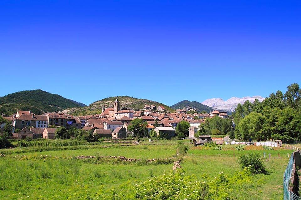 Les Pyrénées aragonaises , Espagne
