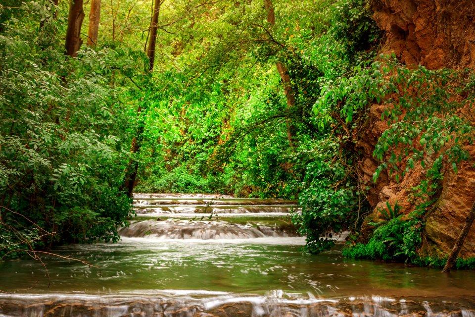 Parc du Monastère de Pierre , Espagne