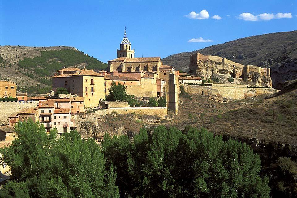 Río Martín y Albarracín , España