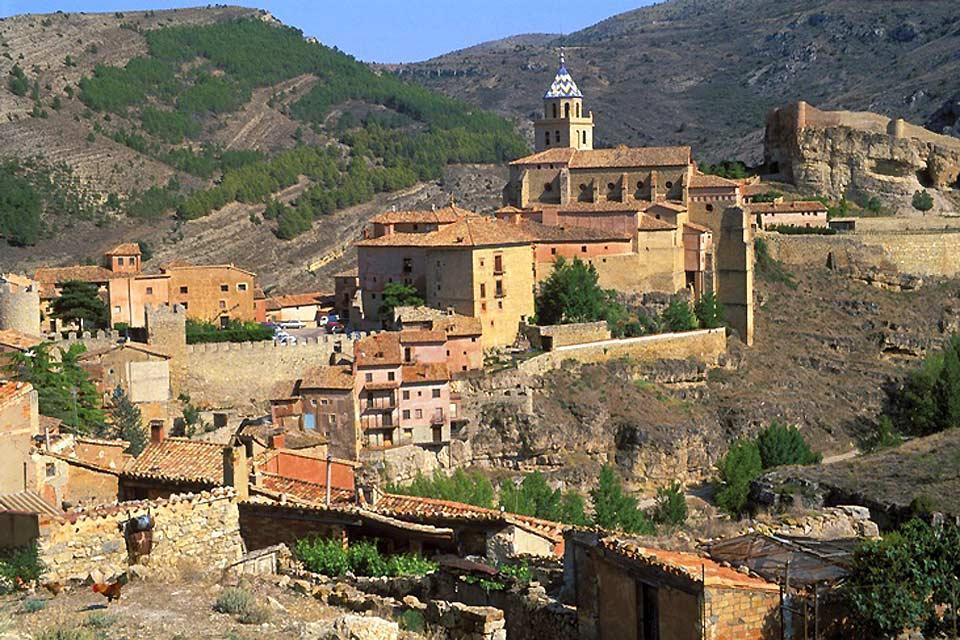 Río Martín y Albarracín , Albarracín , España