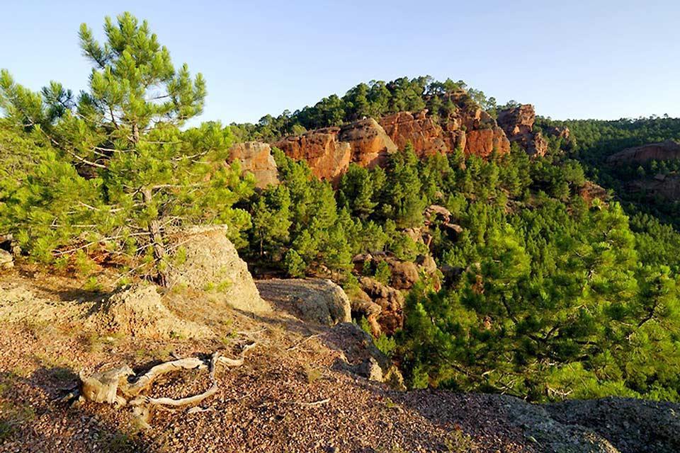 Río Martín y Albarracín , Teruel , España