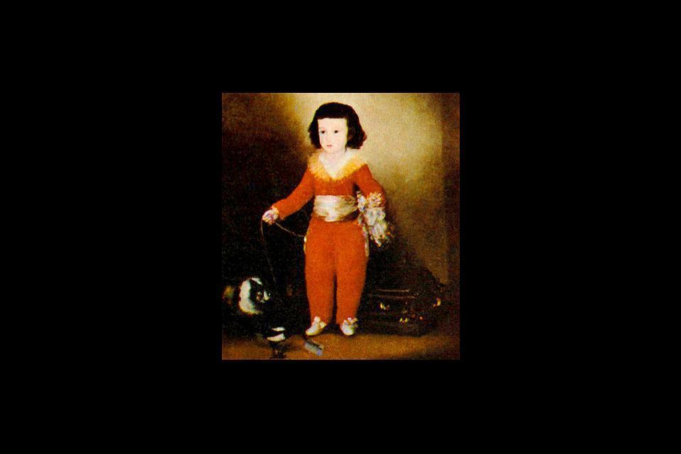 El rastro de Goya , España