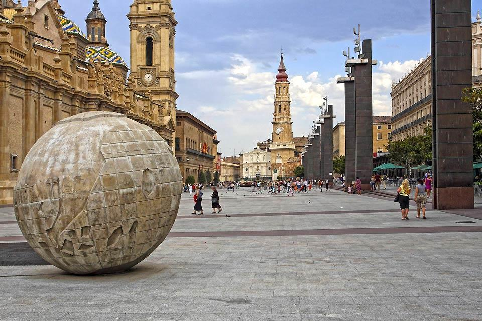 Der Pilar , Spanien