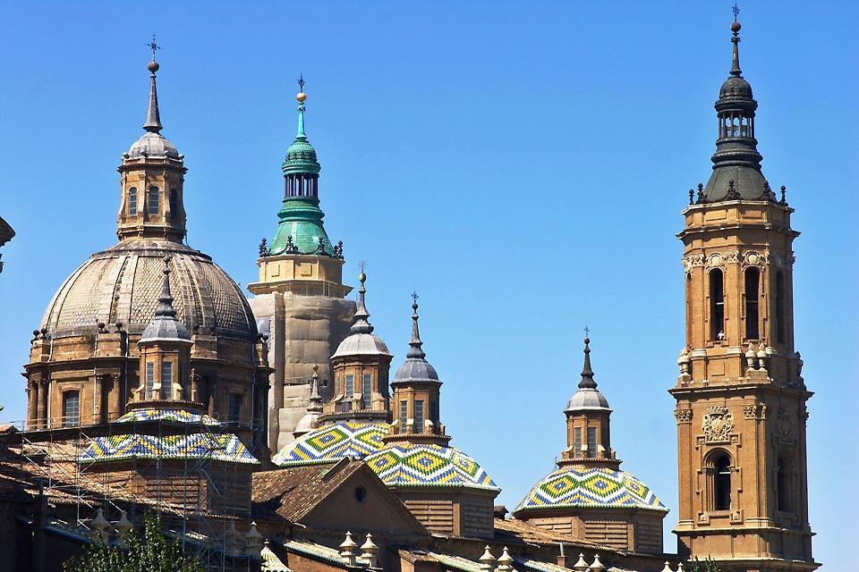 El Pilar , Basílica del Pilar , España