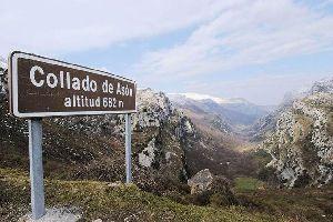 Collado de Asón , Spain