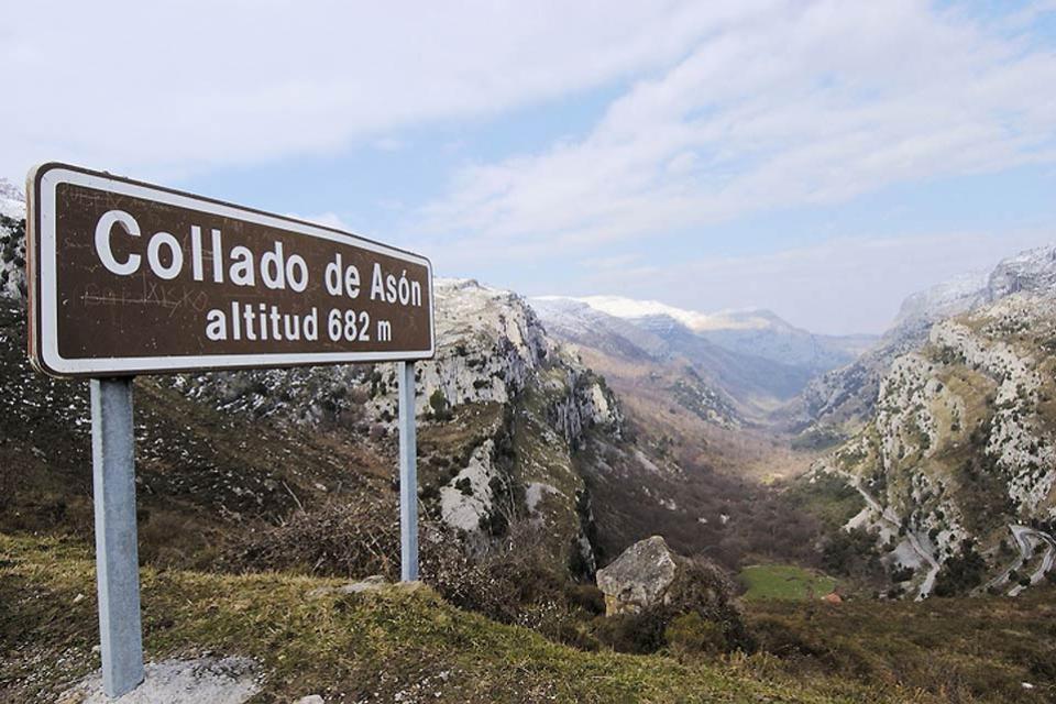 Collado de Asón , España