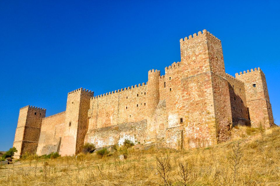 La route de Don Quichotte , Les sites majestueux , Espagne