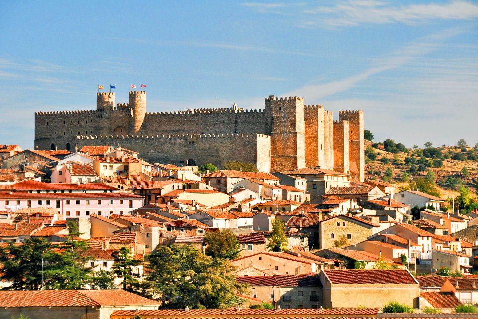 L'itinerario di Don Chisciotte , Spagna