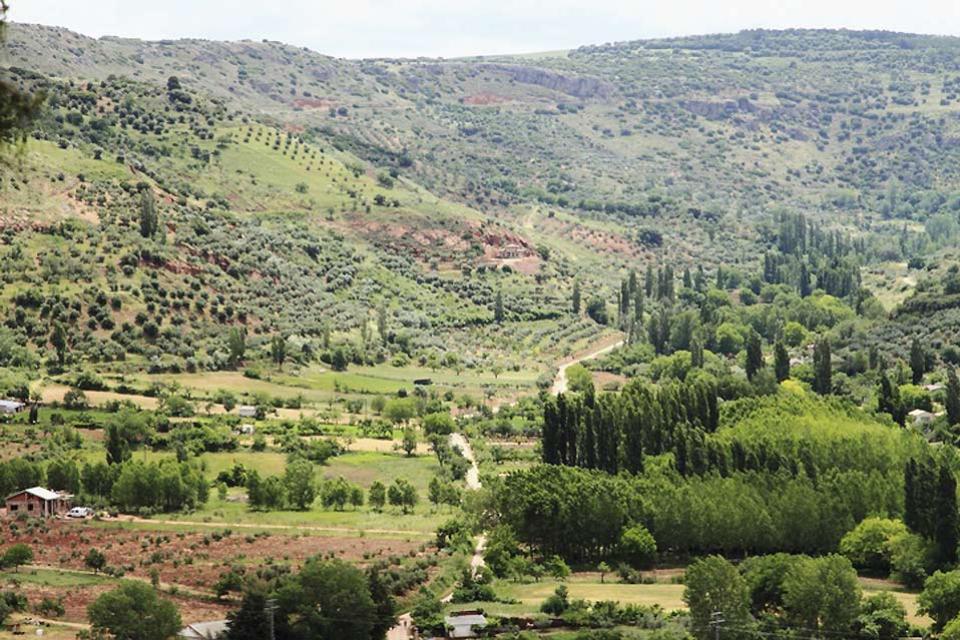 The Sierra of Alcaraz , Spain