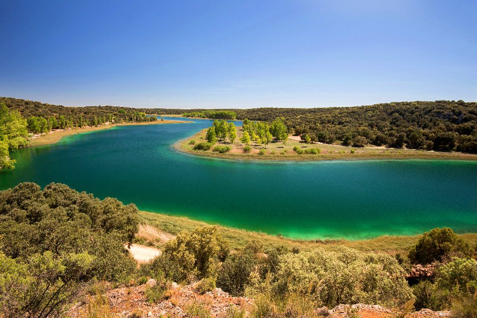 Lagunas de Ruidera , España