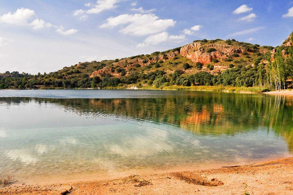 Lagunas de Ruidera , Laguna de Ruidera , España