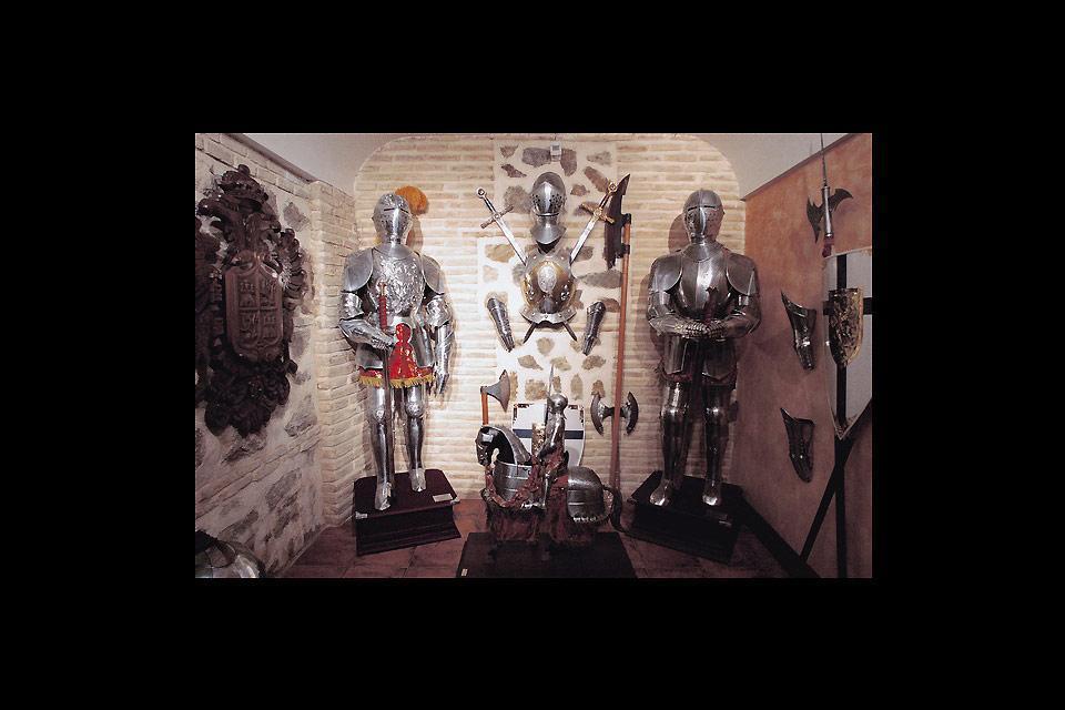 Die Museen von Toledo , Spanien