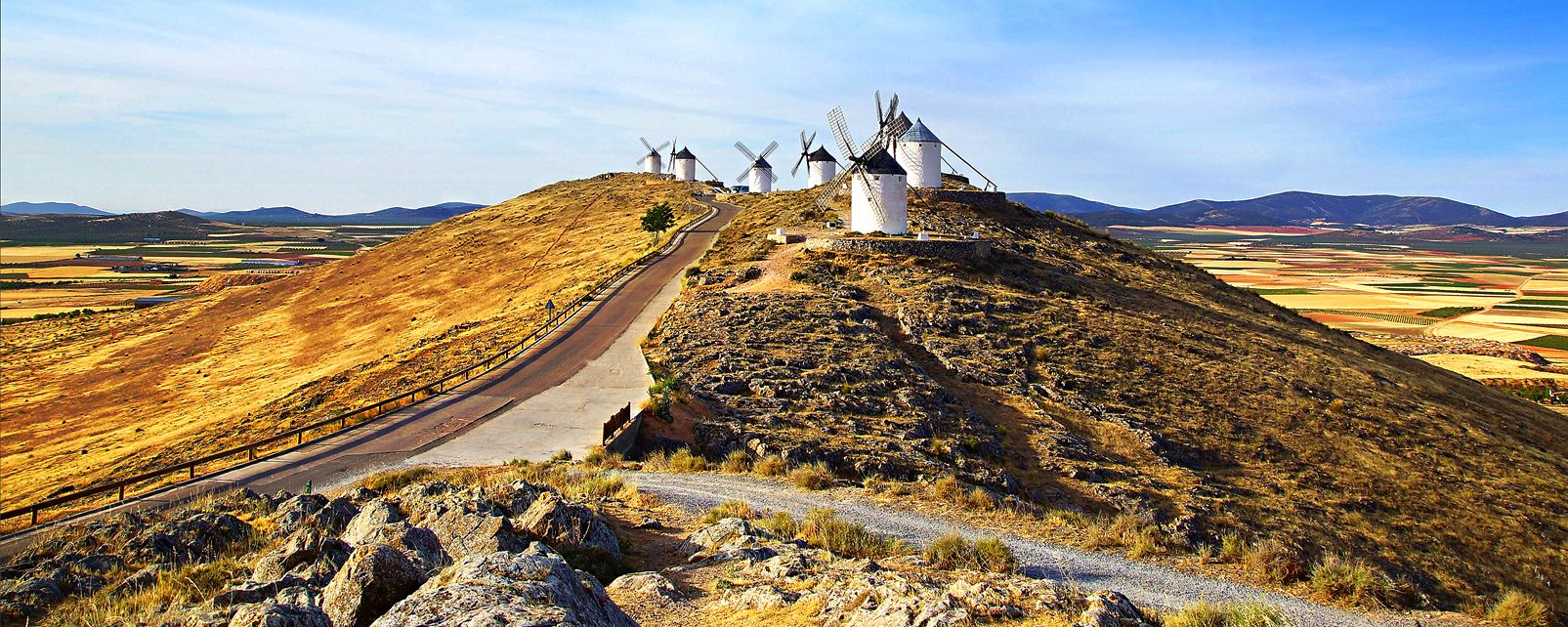The Don Quixote sites , The places described in Don Quixote , Spain
