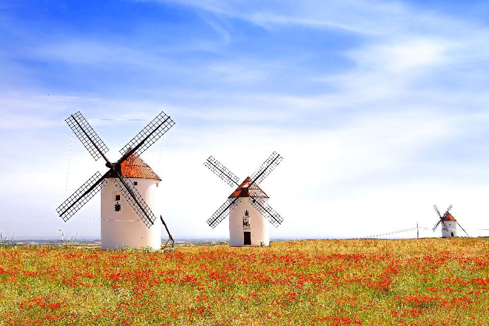 The Don Quixote sites , The towns , Spain