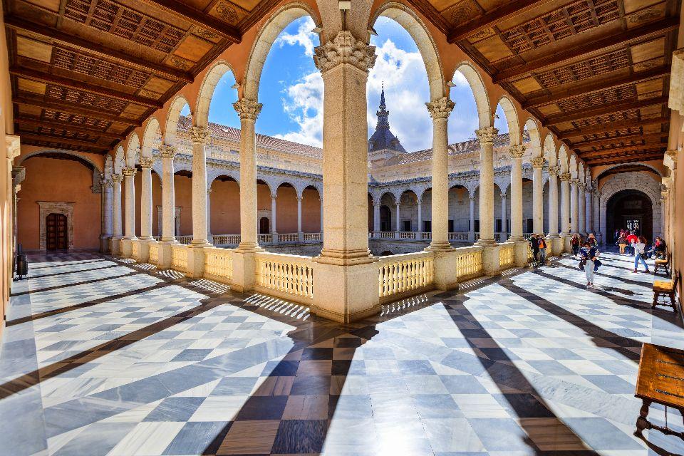 Alcázar de Toledo , España