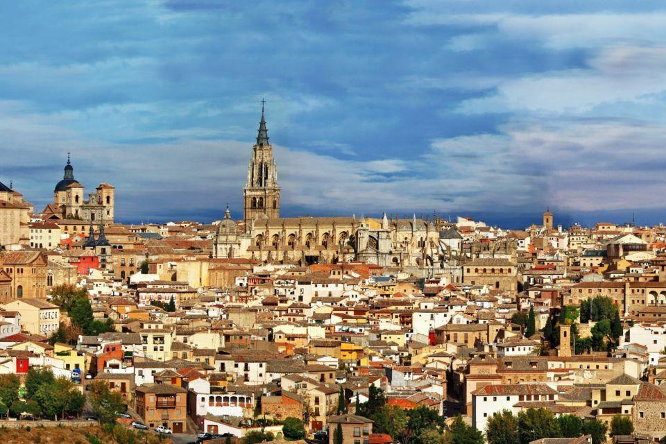Catedral Primada de Toledo , España