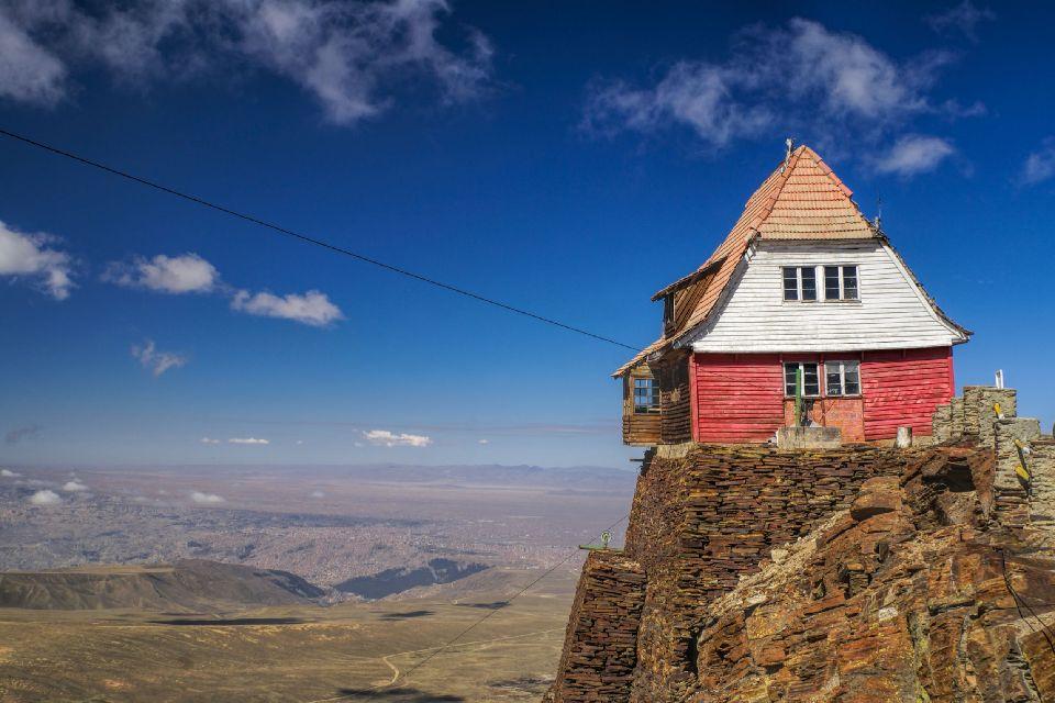 La cordillère des Andes , Campo de Hielo Sur , Bolivie