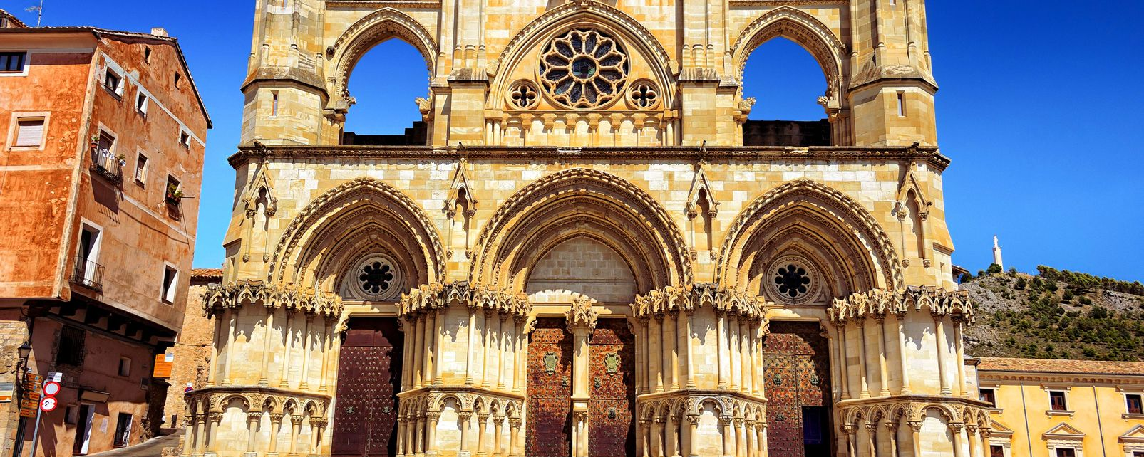 Cuenca Cathedral , Spain