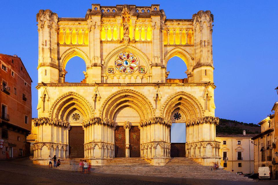 Cuenca Cathedral , Unique , Spain