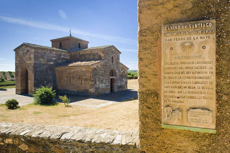 The Way of Saint James , Spain