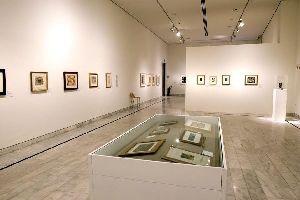 Das Picasso-Museum , Spanien
