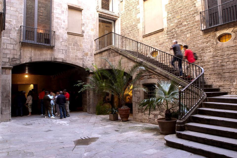 The Picasso Museum , Spain