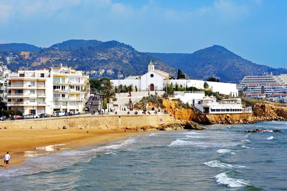 La Costa Dorada , Spagna