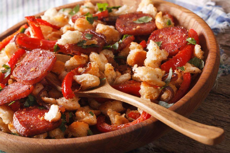 Gastronomía y ruta del jamón , España