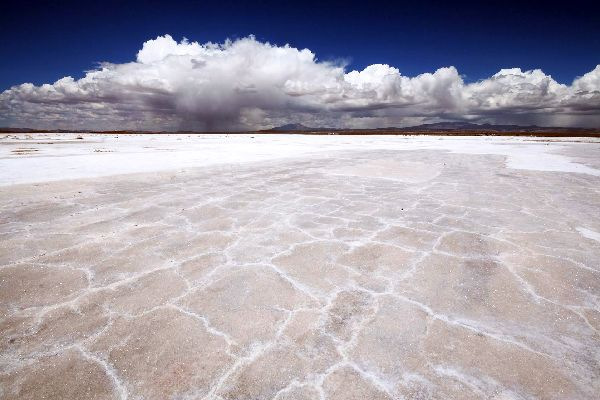 Le Salar de Uyuni , Traversée du désert , Bolivie