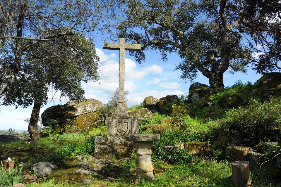 Monasterio de Palancar, Los monumentos, Extremadura