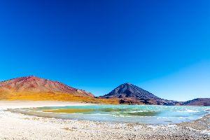 La Laguna Verde , Bolivia