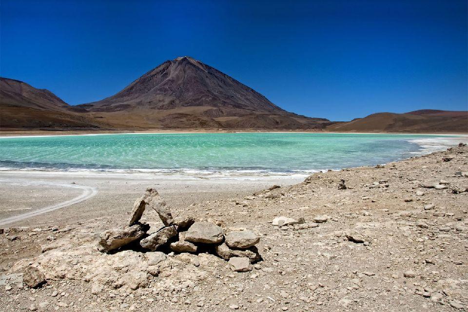 La Lugana Verde , Vertes eaux , Bolivie