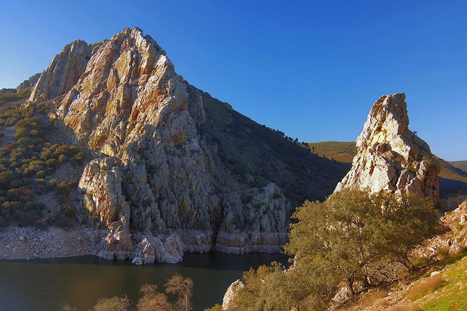 Le Parc Naturel de Monfragüe  , Espagne