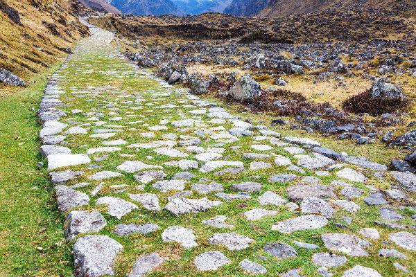 La cordillère royale , Les roches , Bolivie